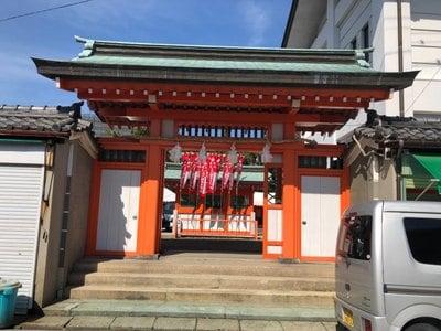 真清田神社(愛知県名鉄一宮駅) - 末社・摂社の写真