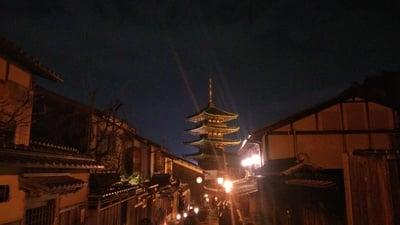 法観寺(京都府)