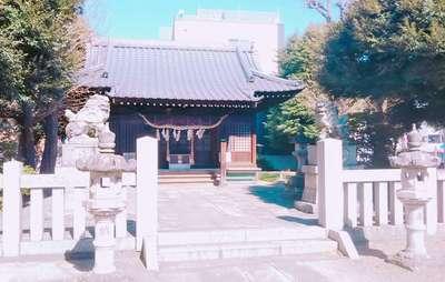 竹塚神社(東京都)