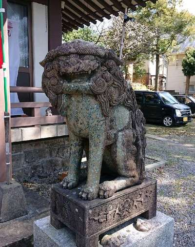 長崎県中川八幡神社の写真