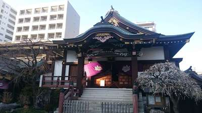 東京都福傳寺の写真