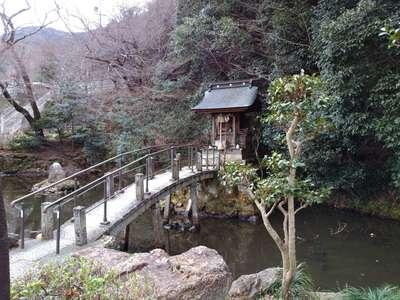 伊奈波神社の末社