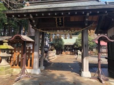 日高神社(岩手県水沢駅) - 未分類の写真