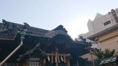 諏訪神社(神奈川県)