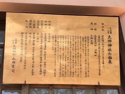 大神神社(愛知県妙興寺駅) - 歴史の写真
