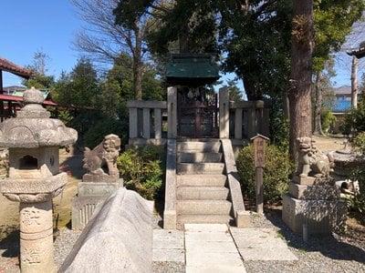 大神神社(愛知県妙興寺駅) - 末社・摂社の写真