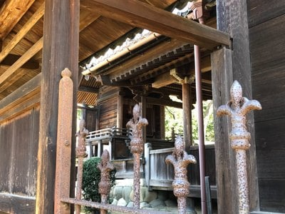 愛知県大神社の写真