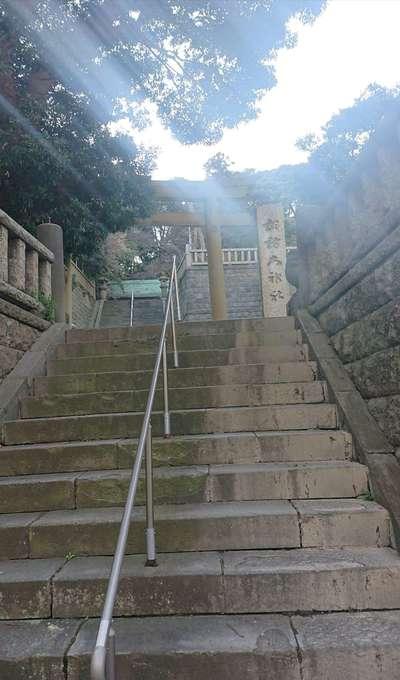 諏訪大神社の建物その他