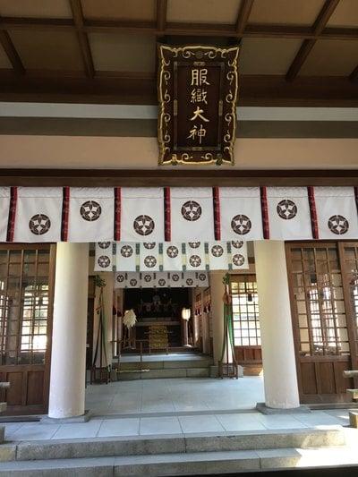 真清田神社(愛知県名鉄一宮駅) - 本殿・本堂の写真
