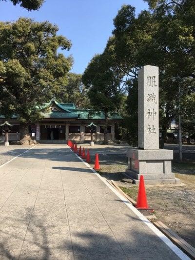 真清田神社(愛知県名鉄一宮駅) - その他建物の写真