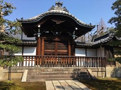 愛知県妙興報恩禅寺(妙興寺)の本殿