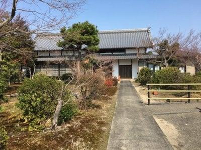愛知県太陽院の本殿