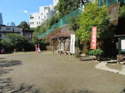 久国神社の周辺