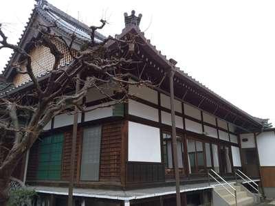 開善院の近くの神社お寺|瑞雲院