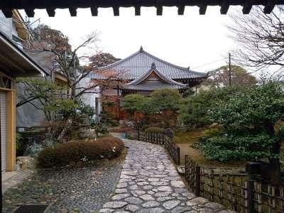 臥雲院の庭園