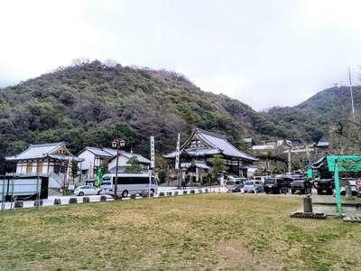 安楽寺の近くの神社お寺|安乗院善光寺(岐阜善光寺)