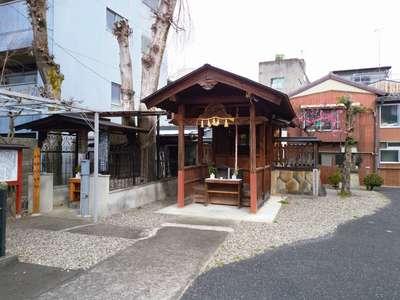 岐阜県北野神社の建物その他
