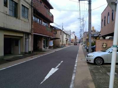 岐阜県北野神社の周辺