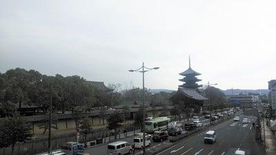 東寺(教王護国寺)(京都府東寺駅) - 周辺の写真