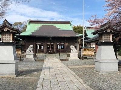 静岡県浅間神社の写真