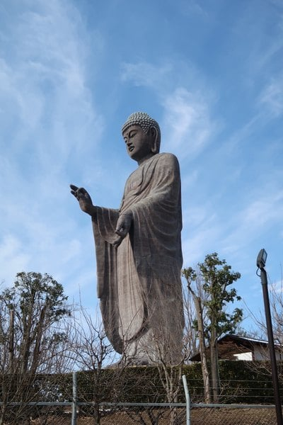 東本願寺本廟 牛久浄苑の仏像