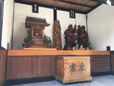 山神社の末社