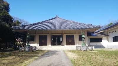 弘法寺の本殿