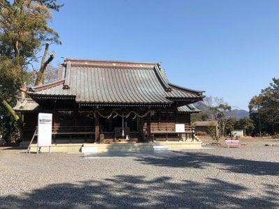 焼津神社(静岡県焼津駅) - 本殿・本堂の写真