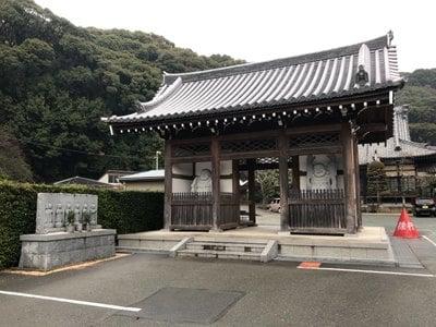金剛寺の山門