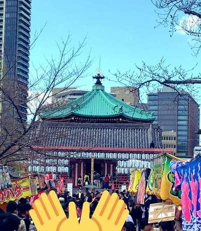寛永寺不忍池弁天堂(東京都上野御徒町駅) - その他建物の写真