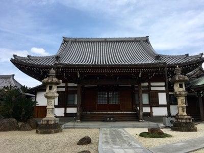 愛知県延命山 地蔵寺の本殿