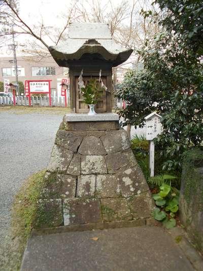 熊本県松橋神社の写真