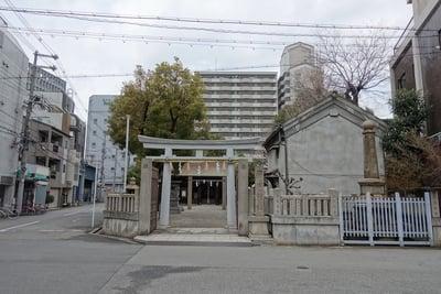 廣田神社(大阪府今宮戎駅) - 未分類の写真