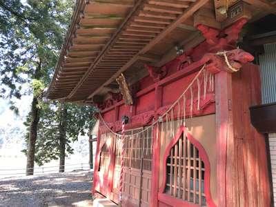 瘡守稲荷の近くの神社お寺|八幡神社