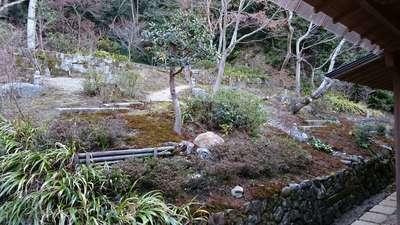 二尊院の庭園