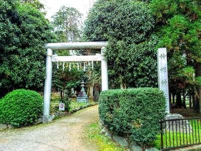 神明神社(岐阜県)