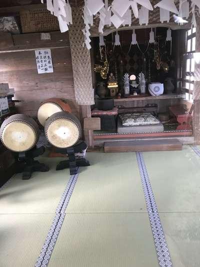 瘡守稲荷(千葉県総元駅) - 本殿・本堂の写真