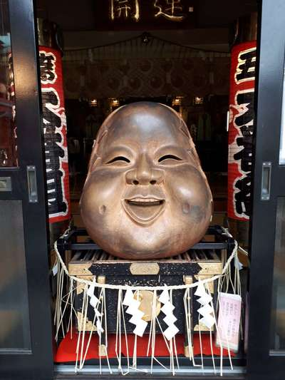 鷲神社の本殿