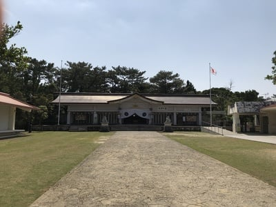 沖縄県護国神社の建物その他