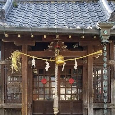 東京都水神社の本殿