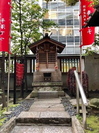 虎ノ門金刀比羅宮(東京都虎ノ門駅) - 末社・摂社の写真