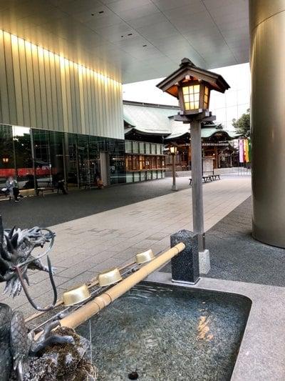 虎ノ門金刀比羅宮(東京都虎ノ門駅) - その他建物の写真