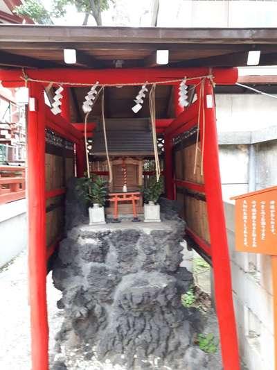 吉原神社の末社