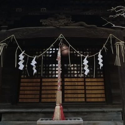 東京都繁榮稲荷神社の本殿