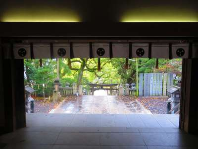 香川県宇夫階神社の写真