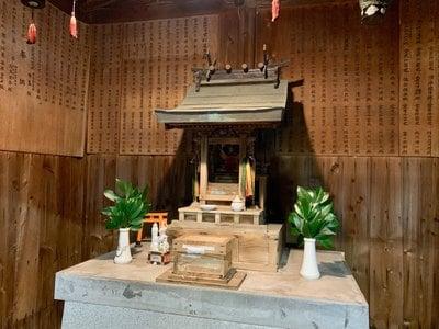 海神社の近くの神社お寺|末廣大明神