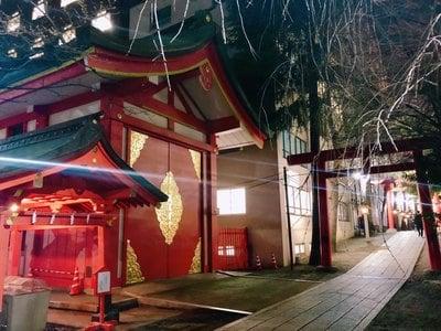 花園神社(東京都新宿三丁目駅) - その他建物の写真