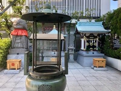 三囲神社(東京都銀座駅) - その他建物の写真