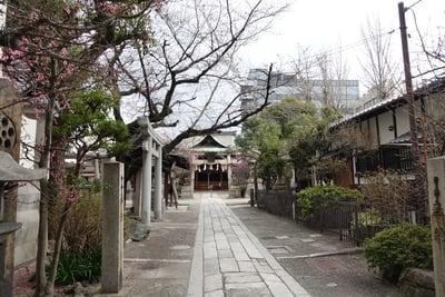 京都府菅大臣神社の本殿