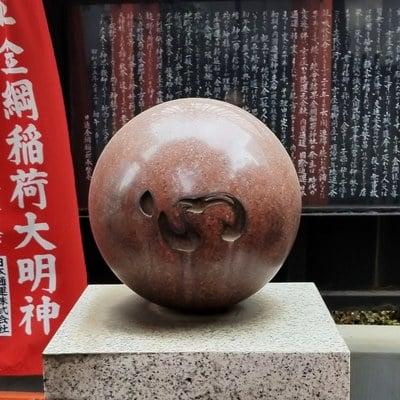 金綱稲荷神社の建物その他